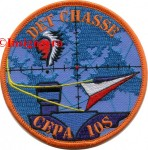 5D.  Patch CEPA 10S detachement Chasse 1