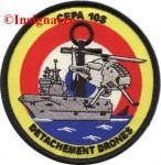5E.  Patch CEPA 10S detachement Drones