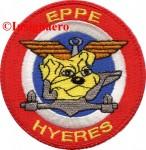 11.  Patch EPPE  avec le chien jaune