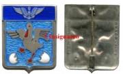 125.  Escadrille 53S Drago Ber en argent
