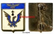 149.  2eme escadrille 57S Drago en argent