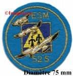14A.  Patch escadrille 52S.2