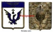151.  2eme escadrille 57S Drago hermine noire