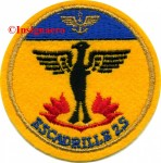 1.  Patch escadrille 2S 1