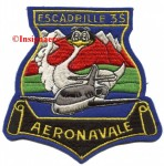 2A.  Patch escadrille 3S 2