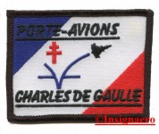 10.  Patch  P.A CDG 4
