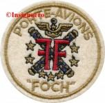4.  Patch P.A Foch diametre 8 mm