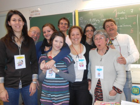 Ecole Yvonne Darnelle Blois 070213