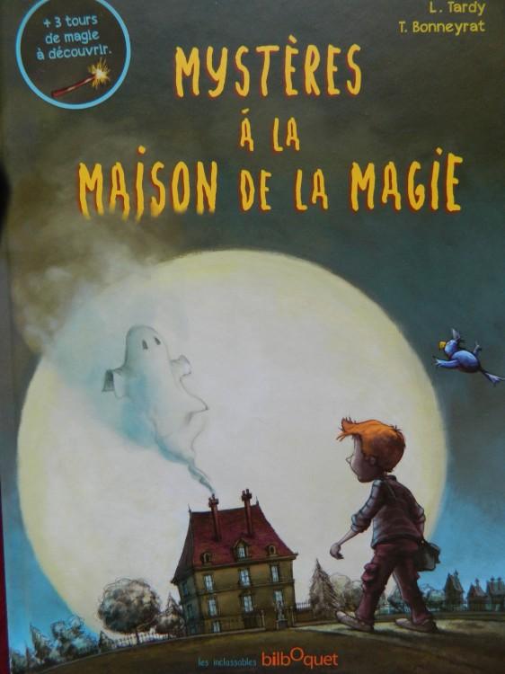 Mysteres a la maison de la magie  photo1