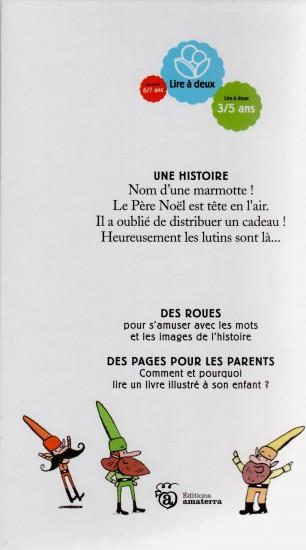 Pere Noel tete de linotte 4eme de couverture 001