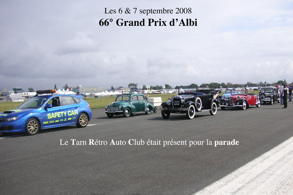 GP 2008 Parade