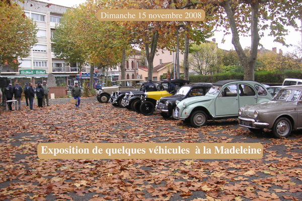 La Madeleine  2008