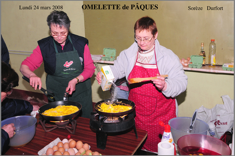 Omelette 2008