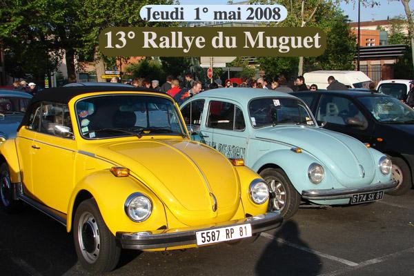 Rallye 2008 Retrospective