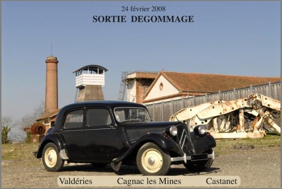 S Degommage 2008
