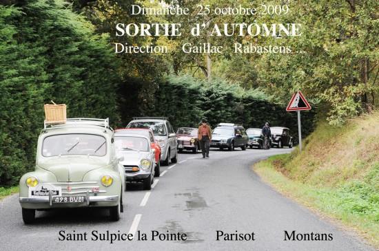 S Automne 2009