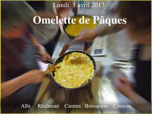 Titre Omellette 2013
