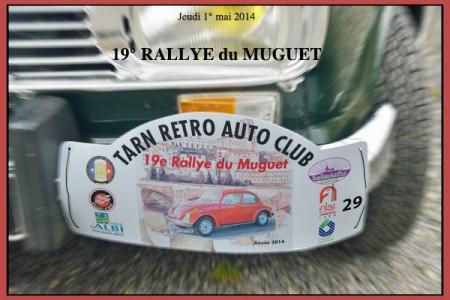Titre Rallye