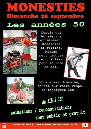 affiche monesties 15 jep
