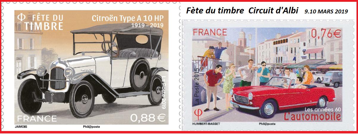 bandeau timbre