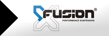 X Fusion Service center logo