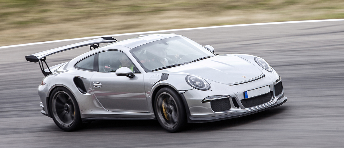 Porsche 911 991 GT3 RS REGSKYLT copie